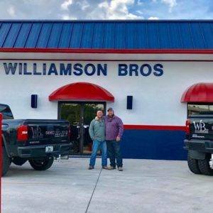 WB Williamson Bros Marine Construction